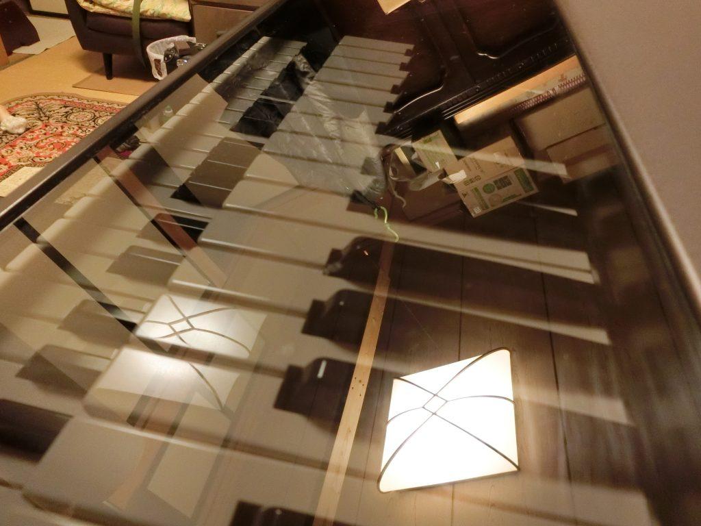 手あかホコリだらけのエレクトーンをP113・ピッチレスコート・窓ガラスコートで磨く