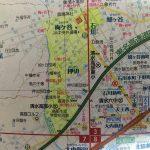 ポスティングチラシ 静岡市清水区梅ケ谷・押切・大内近辺